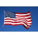 United States Of America National Flag - 18ft x 9ft