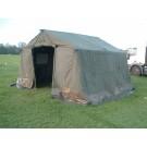 12x12 Ex British Army Mk3 Frame Tent - Super Grade/Unissued
