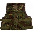 British Army Desert Flak Vest Cover