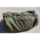 Ex British Army Heavy Duty Canvas Tent Bag Valise 160lb Tent Bag