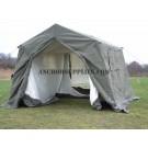 9 x 9 Ex British Army Frame Tent - B Grade