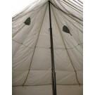 Ex British Army 10 Man Arctic Bell Tent Liner - B Grade