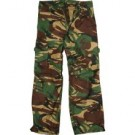 Kids Camouflage (DPM) Trousers