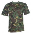Highlander Kids Army T-Shirt - DPM Camo