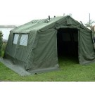 12x12 Ex British Army OFCS Catering Frame Tent -  B grade