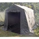 Ex British Army 9' x 9' Command Post (Wolf) Tent- Super Grade