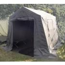 Ex British Army 9' x 9' Command Post (Wolf) Tent- Super Grade