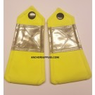Ex Police Hi Vis Epaulettes with Reflective Band