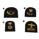 A selection Military Material Badges