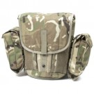 Ex British Army MTP Respirator Bag