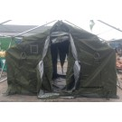 Ex British Army NBC Tent 12ft x 9ft (No frame)