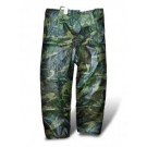 Genuine US Army Woodland Camo Wet Weather Trousers
