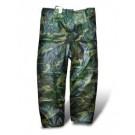 Genuine US Army Woodland Camo Wet Weather Trousers