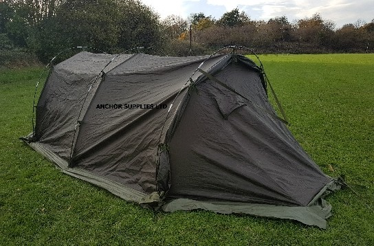 British Army 4 Man Arctic Dome Tent