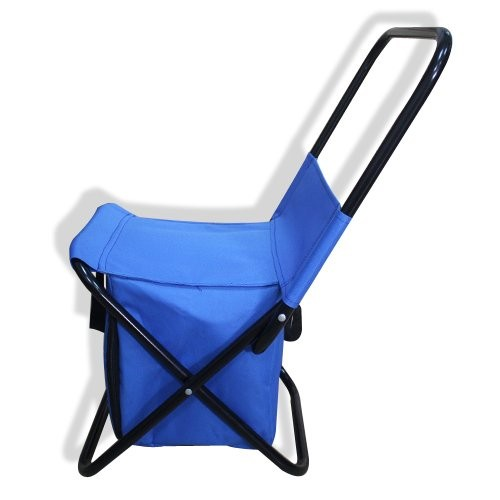 Folding Leisure Chair with Ice Bag