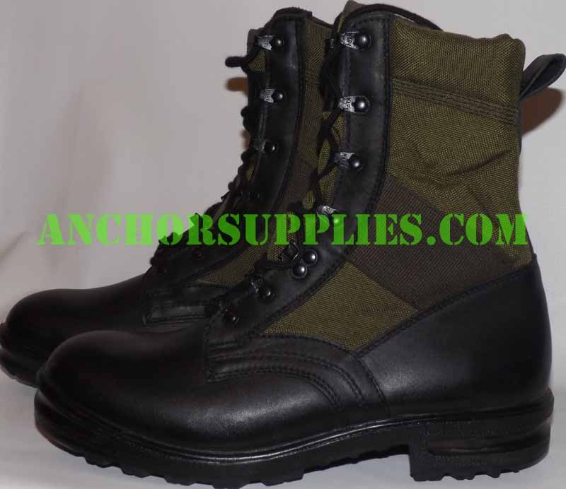 German Army Baltes Jungle Boots