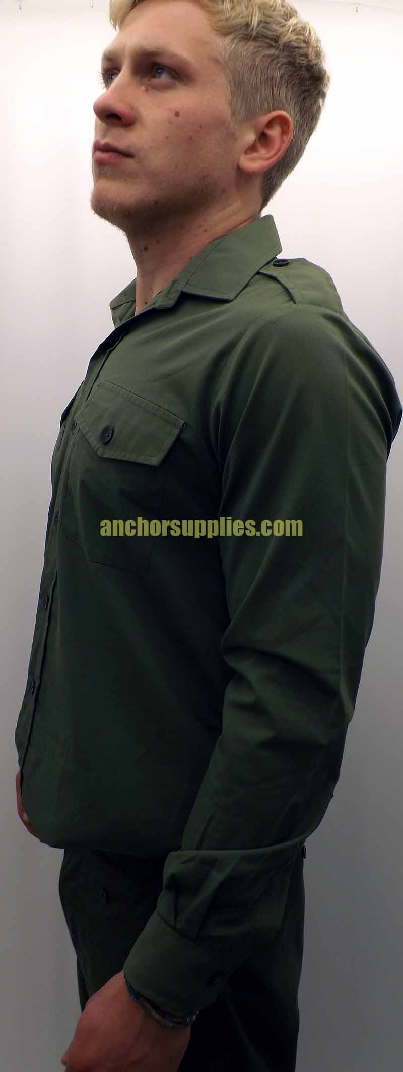 British Army GS (General Service) Shirt