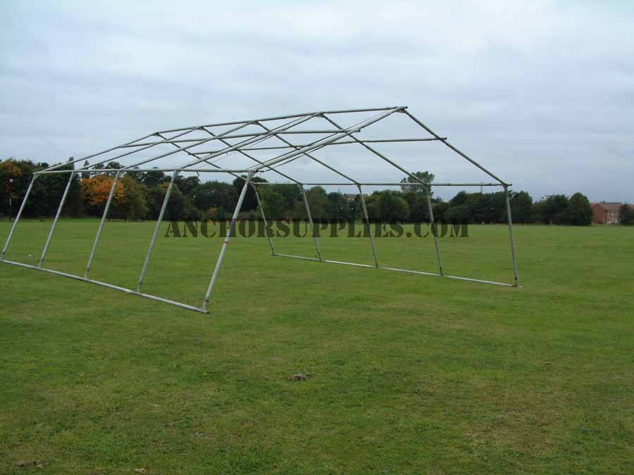 24 x 18 frame tent ex british army unissued. Black Bedroom Furniture Sets. Home Design Ideas