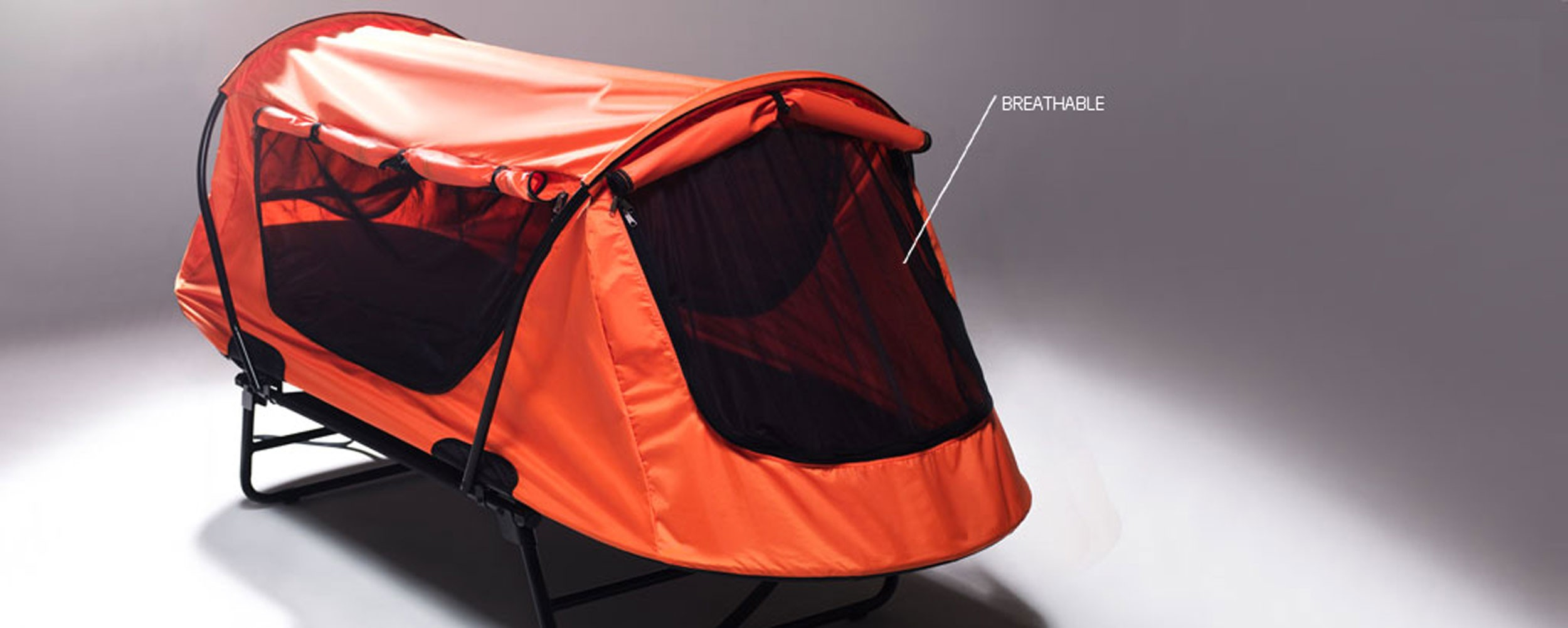 More Views & 1 Person Smart Tent