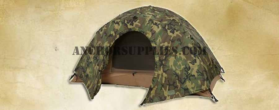 More Views & Genuine US Marine 2 Man 3 Season Tent