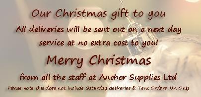 Christmas delivery offer